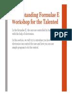 Understanding Formulae E Student