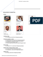 PESTSE 2018 - Organizing Committee