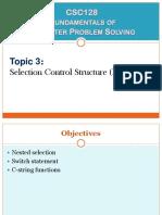 3) Selection Control Structure (Part 2).pdf