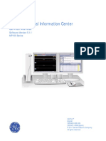 GE  CIC Pro Service Manual Clinical Info Center MP100 v511 2011