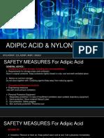 Adipic Acid & Nylon (2)