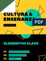 Cultura & Enseñanza