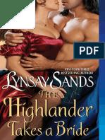 3 El Highlander Toma Una Novia