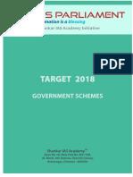 IAS_Parliament_Target_2018_Government_Schemes.pdf
