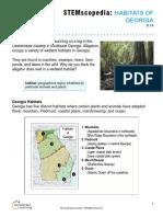 habitats study guide