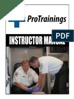 2015-ProTrainings Instructor Manual2
