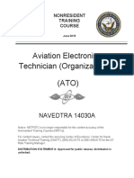 NAVEDTRA 14030A - Aviation Electronics Technician (ATO) Jun2015