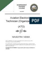 NAVEDTRA 14030A - Aviation Electronics Technician (ATO) Jun2015
