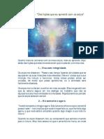 10 Coisas Que Aprendi Com Os Anjos - Doreen Virtue