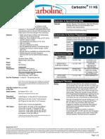 Carbozinc 11 HS PDS