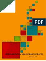 Modelamiento y admnistracion de base de datos