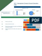 summary evaluations fall 2017