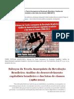 Via COMBATIVA _ Esboços Da Teoria Anarquista Da Revolução Brasileira_ Análise Do Desenvolvimento Capitalista Brasileiro e Das Lutas de Classes (1980-2011)