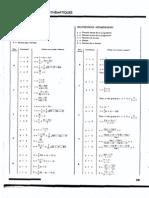 Aide Memoire Mathematiques Et Structure