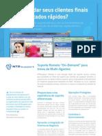 NTRsupport Overview - Visão Geral do Produto