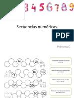 Secuencias numéricas 1c