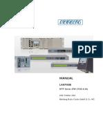 Meinberg Manual