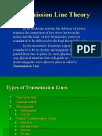 519_transmission Line Theory by Vishnu