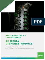 s2 Media Dispense Module Brochure - English Us