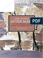 [Historical Materialism Book] Christoph Henning, Frederic Jameson, Max Henninger - Philosophy after Marx (2014, BRILL).pdf
