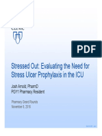 SUP in ICU Slides