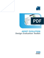 Aedet Evolution Documentation v100605