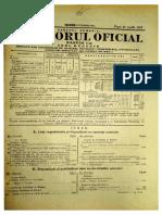 Monitorul Oficial 1947