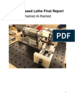 01 - t-based lathe final report