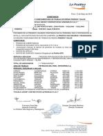 Constancia SCTR Escala Group