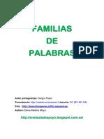 Familiasdepalabras-español Para Extranjeros
