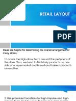 Retail Layout