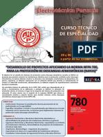 CURSO NFPA 780_Pararrayos_curso 02 Mayo