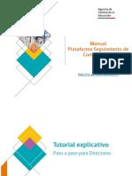 Manual Plataforma Compromiso Directores