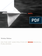 Anti-Book on the Art and Politics of Rad