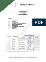 Procedimiento Report Diarios