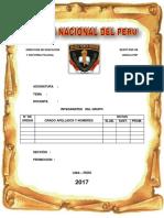 Monografia Certificados y Soat