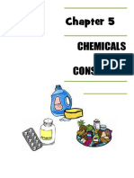Module Chemicals for Consumers