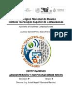 Certificaciones Relacionadas Con ACR