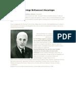 Biografía de Domingo Bethancourt Mazariegos