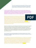 ecology project presentation script