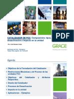 Catalizador de FCC - Perú 2011
