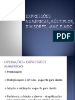 expressões, múltilplos, divisores, mmc e mdc.pptx