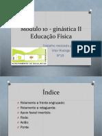 Modulo 10 - Ginástica II