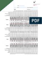 Periodontal Chart - Department of Periodontology - School of Dental Medicine - Universiy of Bern - Switzerland (1)