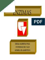 Presentacion Lista - Enzimas