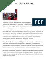 Contrabando y Defraudación Aduanera _ Blog El Insignia