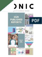 TONIC Biannual Report 2016-18