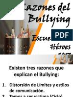 Estilos Parentales y Bullying