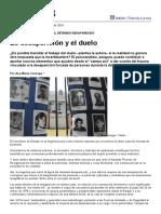 CAREAGA-Página_12 __24!03!16- Psicología __ La Desaparición y El Duelo