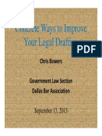 Concrete Ways to Improve Legal Drafting FINAL2